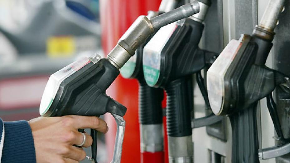 Росстат выяснил, что в Воронежской области самый дорогой по Черноземью бензин