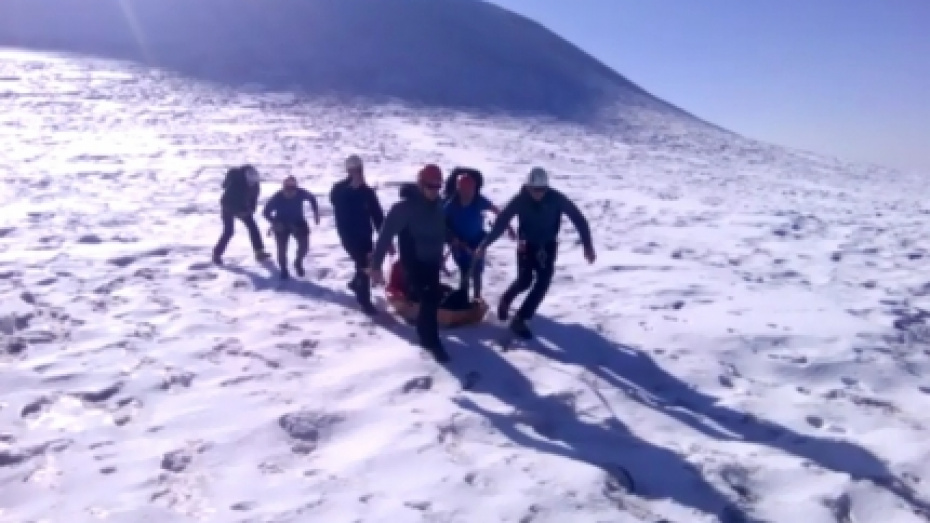 Уроженец Воронежа погиб во время восхождения на Казбек в Северной Осетии