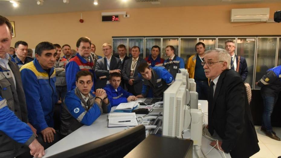 Энергоблок №2 Нововоронежской АЭС-2 вышел на минимально контролируемый уровень мощности