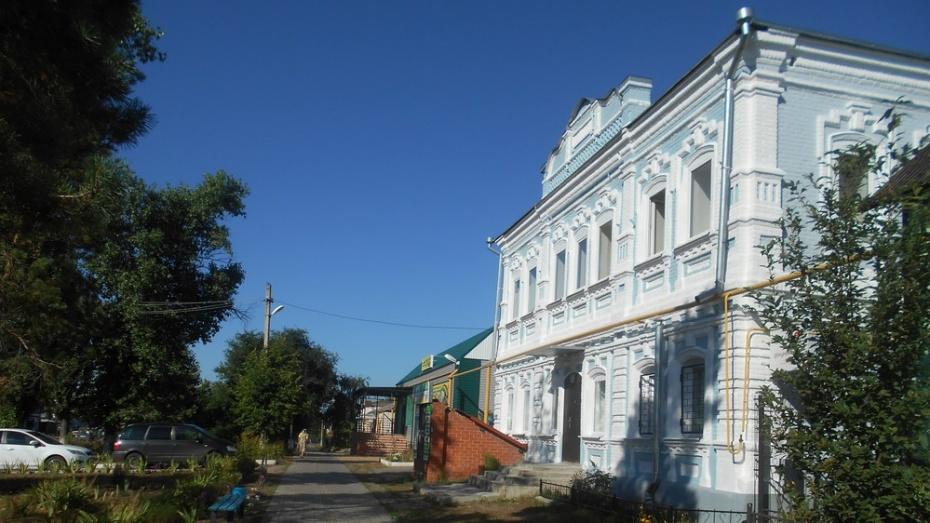 дом престарелых в острошицком городке