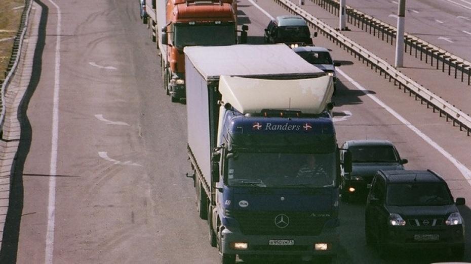 Воронежцы выбирают место для терминала оплаты проезда по трассе М-4 «Дон»