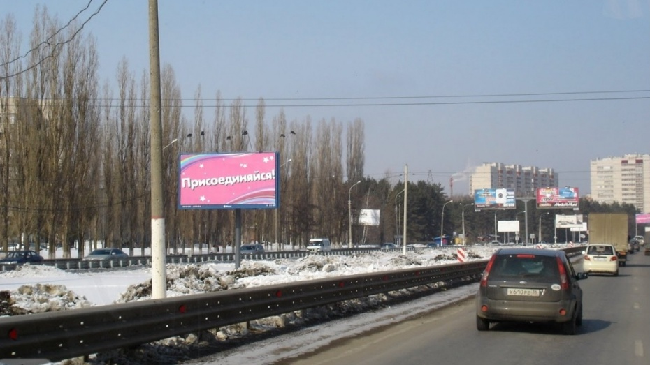 Ближайшей ночью на Московском проспекте в Воронеже транспорт будет двигаться по одной стороне