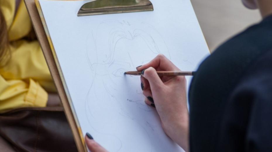 В Воронеже пройдут бесплатные уроки по рисованию