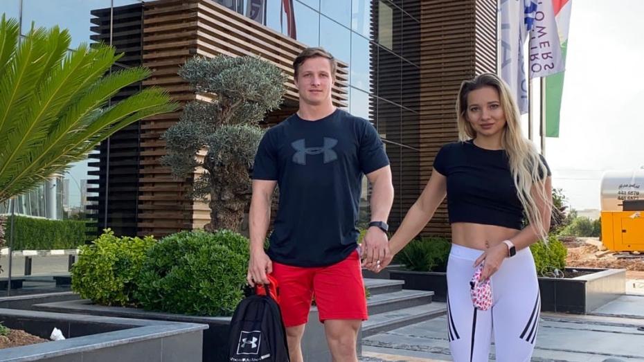 Воронежский спортсмен застрял в Ираке из-за пандемии коронавируса
