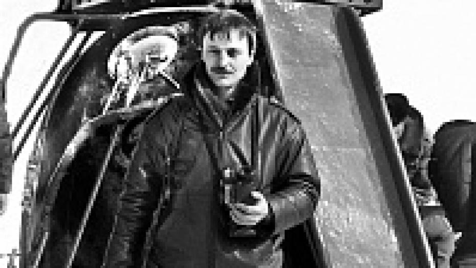 Павловский фотограф отмечает День космонавтики как профессиональный праздник
