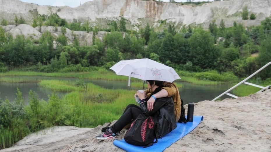 Воронежцев ждет жаркая неделя с дождями и грозами