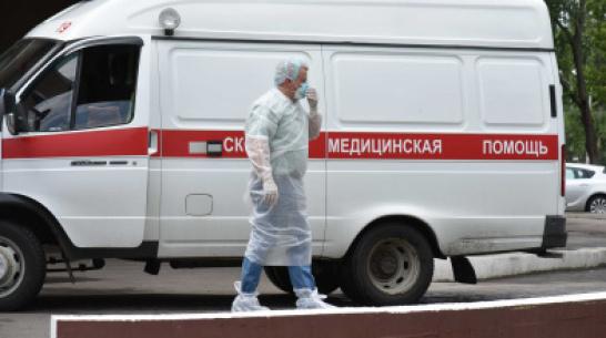 В Воронежской области за сутки коронавирус диагностировали у 112 человек