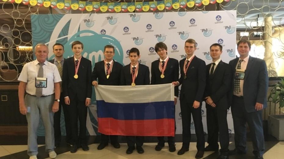 Русские школьники завоевали 5 золотых наград намеждународной олимпиаде пофизике