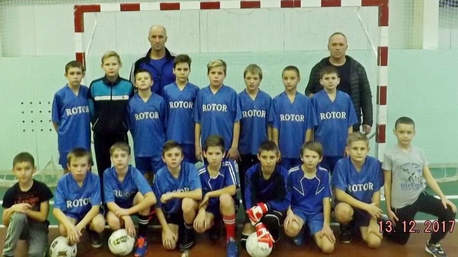 Чемпионат коминтерновского района по футболу