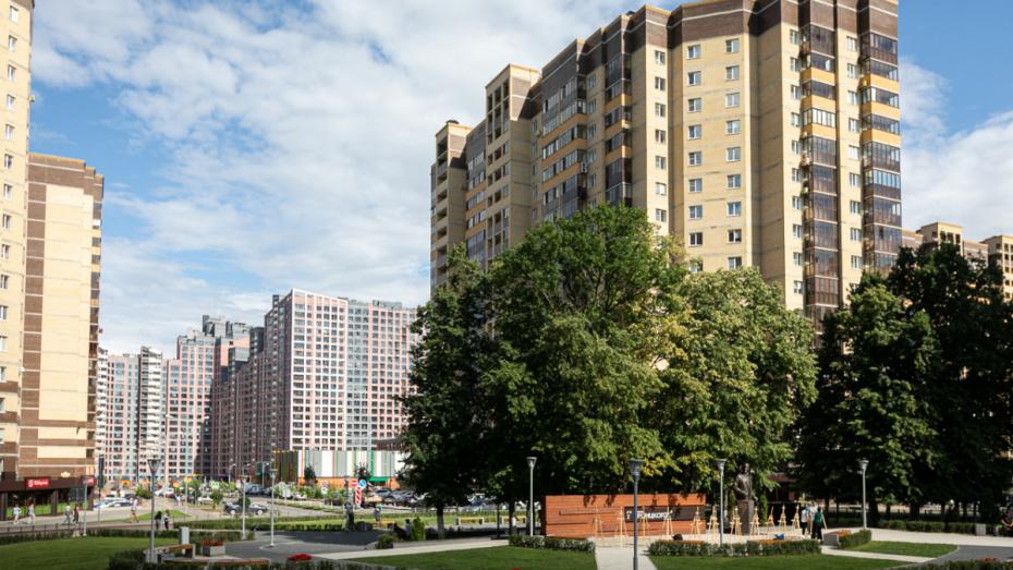 Делегация из Липецка оценила воронежский жилой квартал
