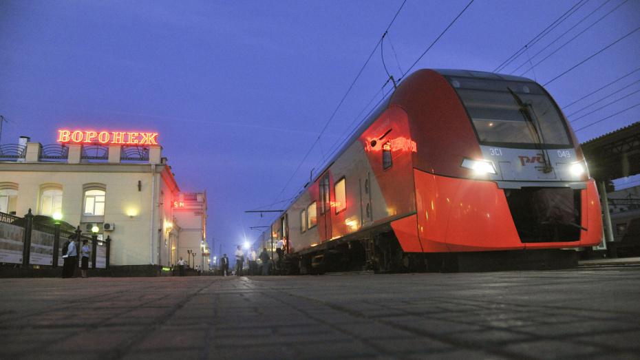 Под Рязанью загорелся вагон поезда Воронеж – Москва