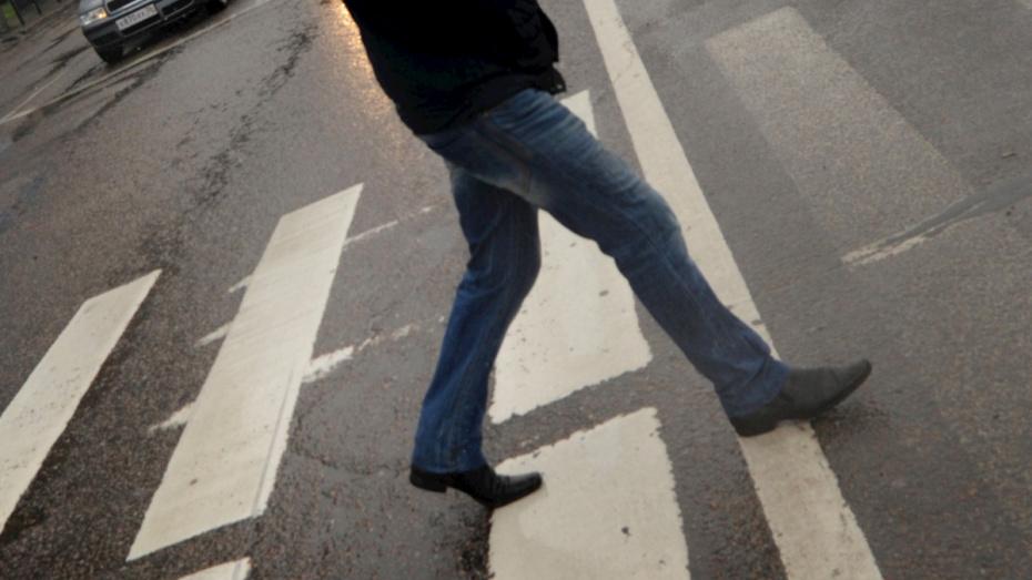 Пешеход погиб под колесами ВАЗа в Воронеже
