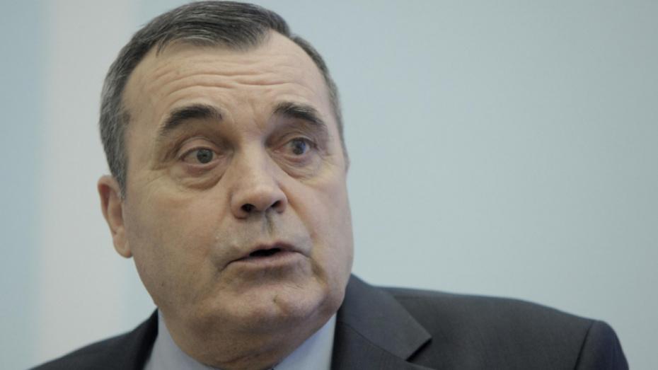 Воронежский «Факел» назвал свою академию именем Владимира Проскурина