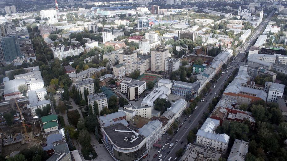 Часть проспекта Революции в Воронеже перекроют на 11 часов