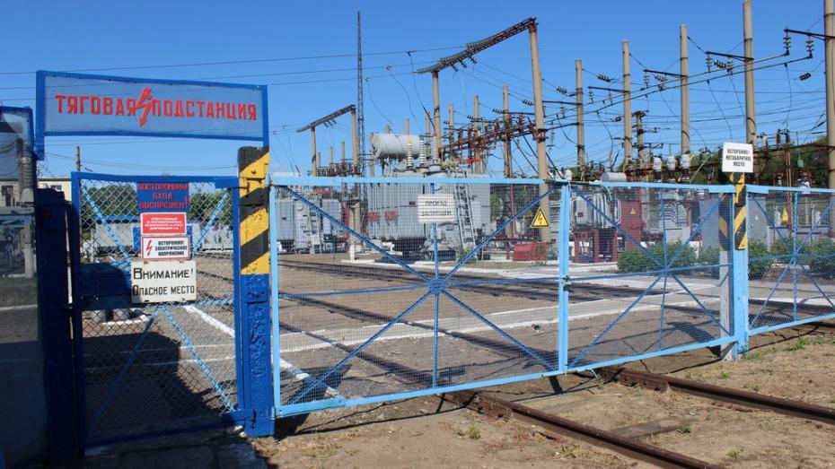 В райцентре Воронежской области 12 тыс жителей остались без света из-за обрыва провода