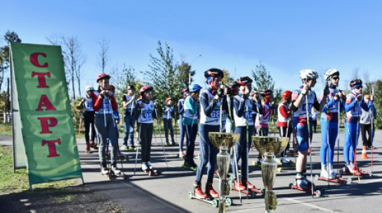 В Бутурлиновке состоится открытое первенство лыжероллеров 26 октября