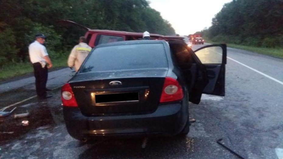 Родным погибших в ДТП с микроавтобусом под Воронежем перевели матпомощь