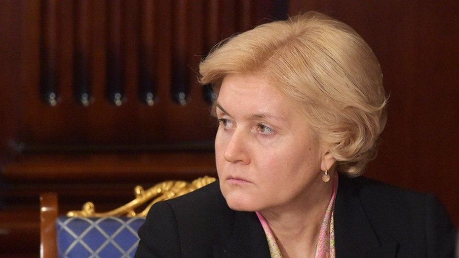 Ольга Голодец в Воронеже назвала наказание за тунеядство нереальной инициативой