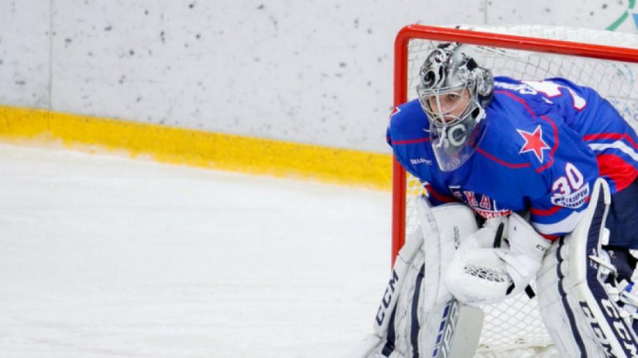 Воронежский хоккеист подписал контракт с тольяттинской «Ладой»