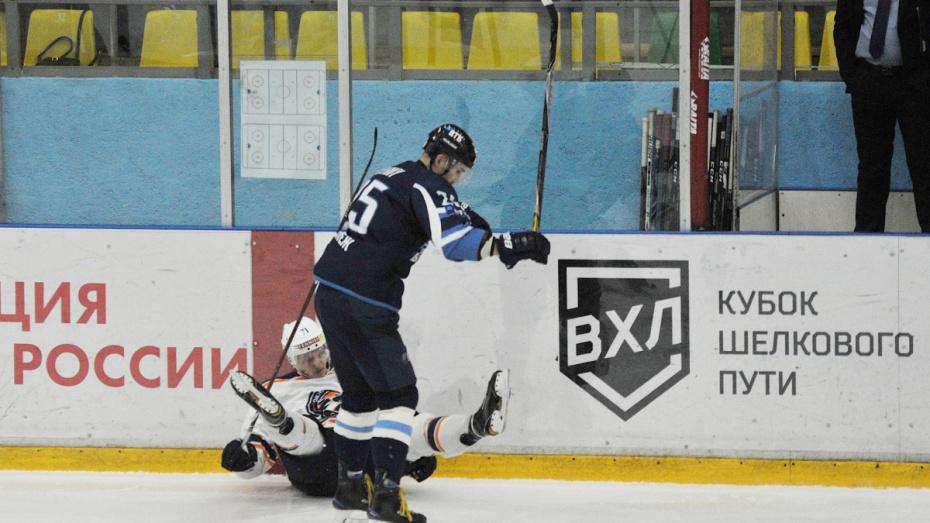 Отмененный в Воронеже хоккейный матч перенесли в Оренбургскую область
