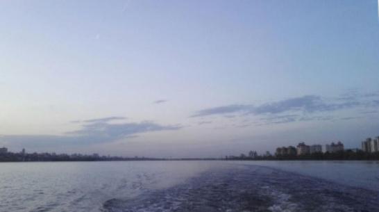 Рыбак выловил из Воронежского водохранилища рюкзак с конечностями человека