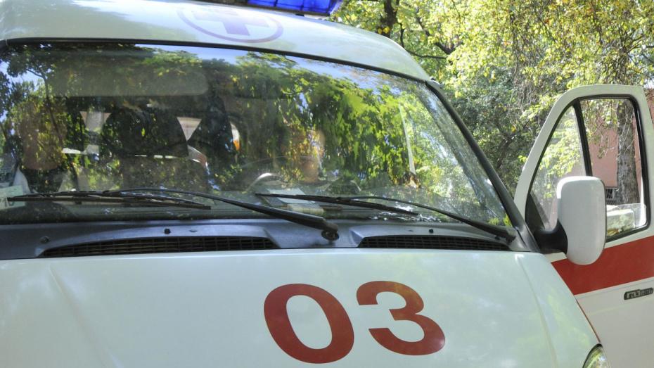 При столкновении «пятерки» и Volkswagen в Воронежской области погибли 2 человека