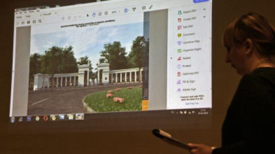 В Воронеже нашли подрядчика для завершения реконструкции парка «Орленок»