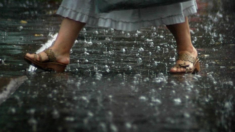 Синоптики: конец рабочей недели в Воронеже будет дождливым