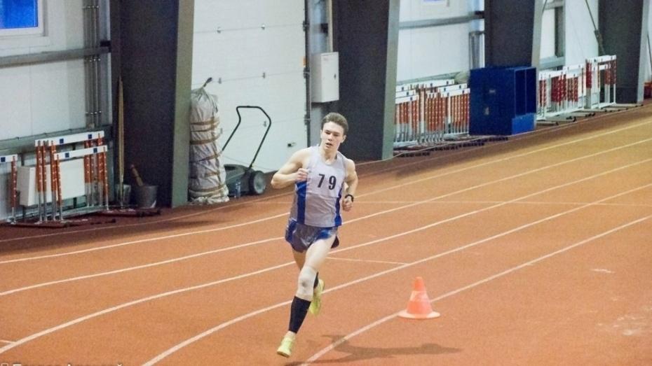 Поворинские легкоатлеты завоевали 2 «серебра» на первенстве ЦФО России