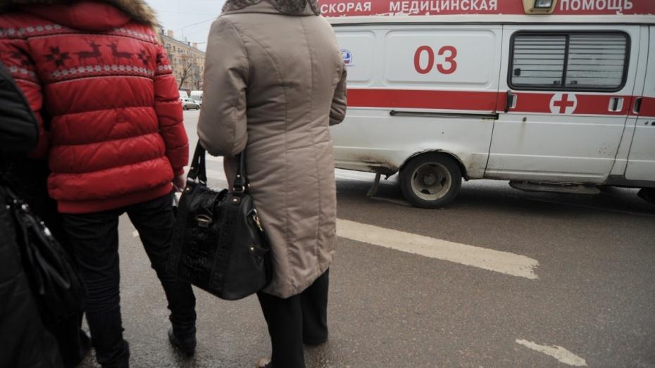 Шофёр газели сбил подростка-пешехода напереходе вВоронеже