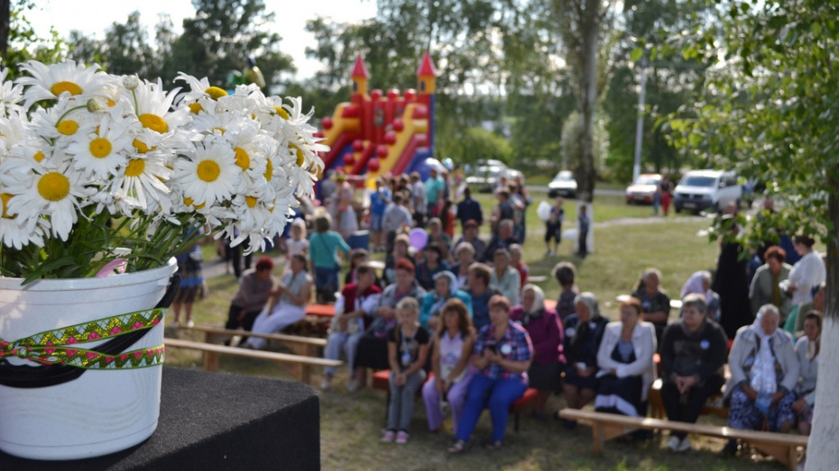 Лискинцев пригласили на народное гулянье «Дарите любимым ромашки!»