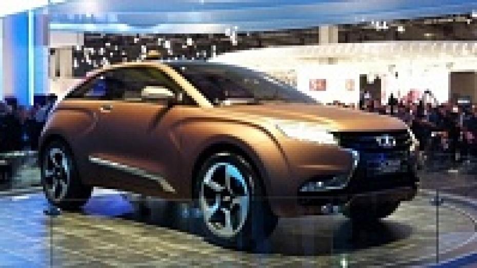 «Автоваз» намерен запустить серийное производство кроссоверов осенью 2014 года
