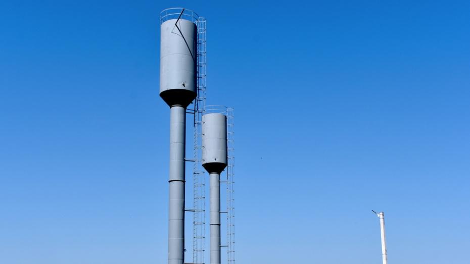 В калачеевском селе Переволочное запустили новый водопровод