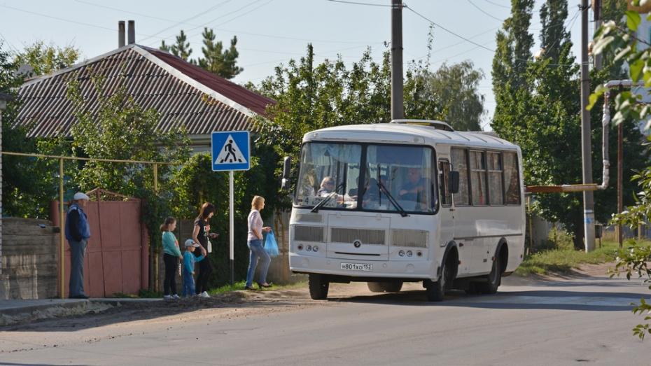 В Кантемировке изменят схему движения автобусов 1 июля