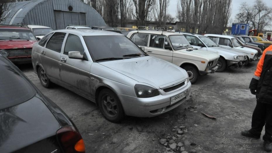 Проблему пробок и отсутствия парковок в Воронеже решат до 2020 года