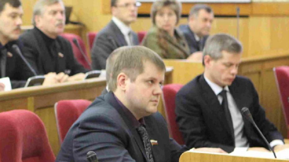 Александр Кучеренко уволился с поста руководителя управления делами Воронежской области