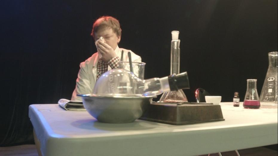 Студенты воронежского госуниверситета покажут спектакль об изобретателе противогаза