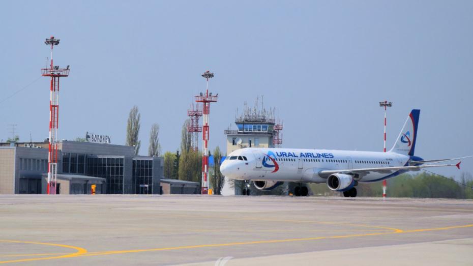Из Воронежа запустят рейсы в Таджикистан и Киргизию