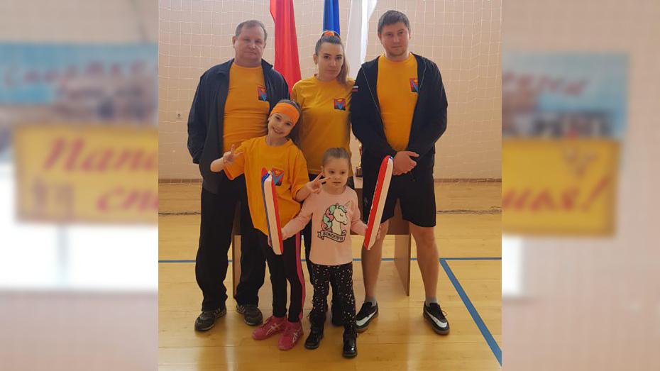 Борисоглебская семья представит область на всероссийских соревнованиях в Сочи