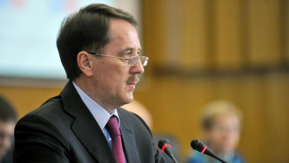 Губернатор: работа Воронежской коммунальной палаты не соответствует ни требованиям закона, ни ожиданиям горожан