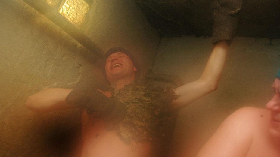 Гей парни в деренви в бане
