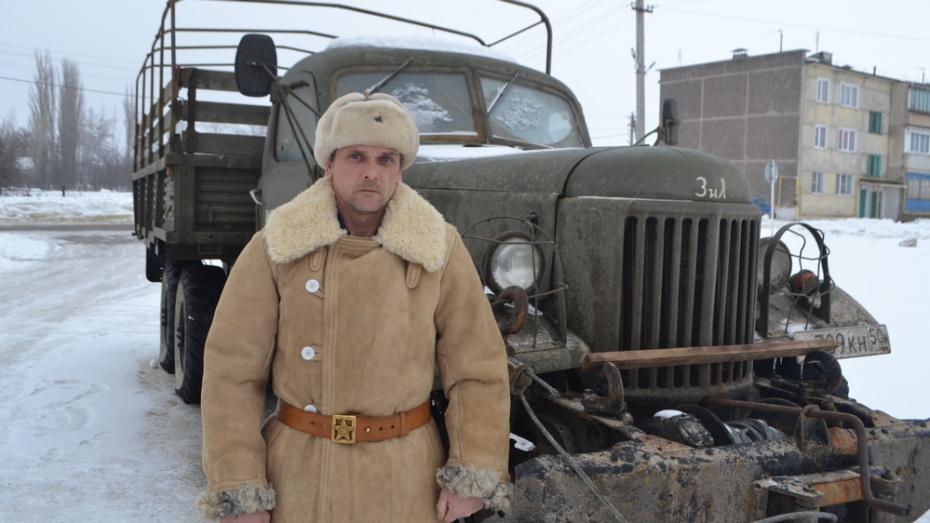 Нижнедевицкие поисковики ко Дню Победы переделают ЗИЛ во фронтовой  Studebaker