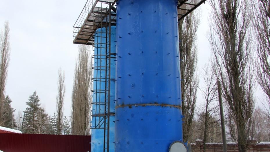 Воронежский водоканал усовершенствует технологию очистки воды
