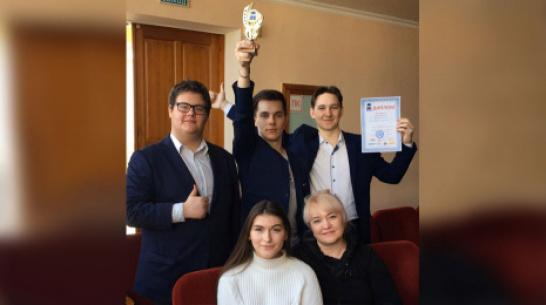 Панинские школьники заняли 3-е место на областном молодежном инновационном форуме