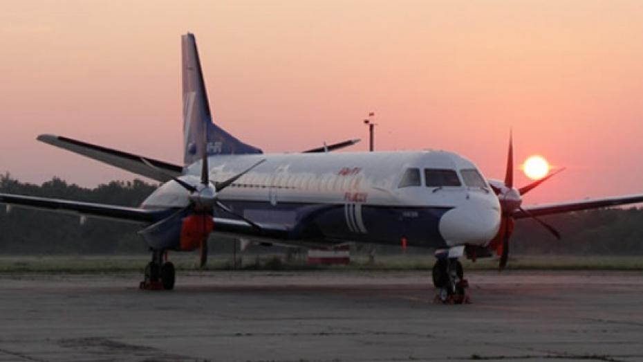 Воронеж и Калугу может связать прямое авиасообщение
