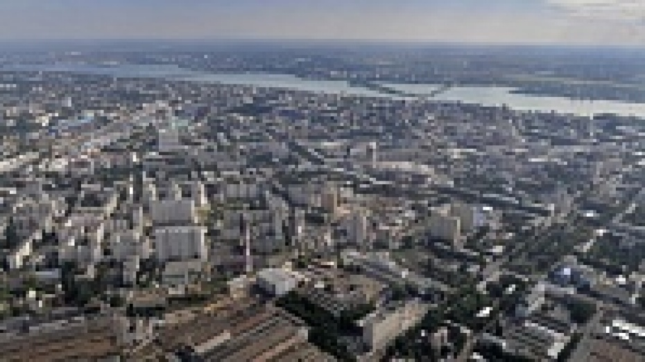 В Воронеже на месте снесенных аварийных домов построят около 2,5 млн квадратных метров нового жилья