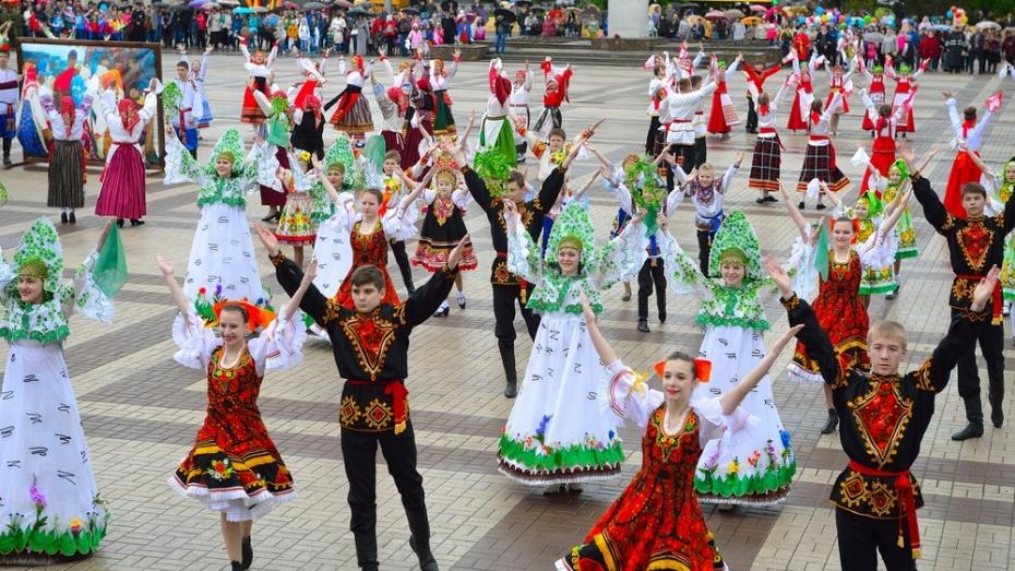 Борисоглебск отметил День города