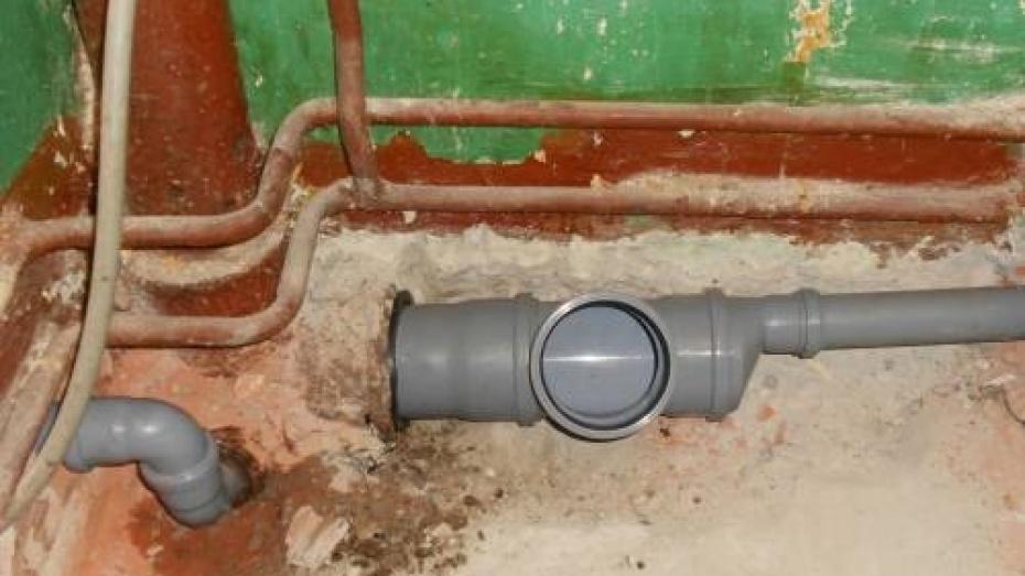 За новогодние каникулы воронежцы умудрились засорить канализацию более 370 раз