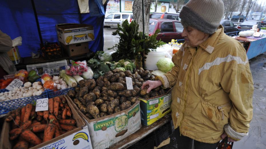 Минимальный продуктовый набор обойдется воронежцам в 3473 рубля