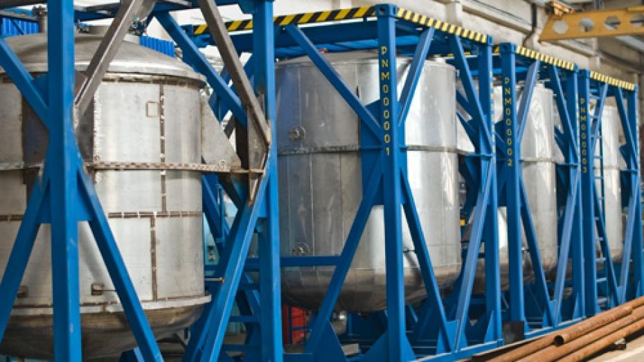 Под Воронежем расширят производство нефтегазового оборудования